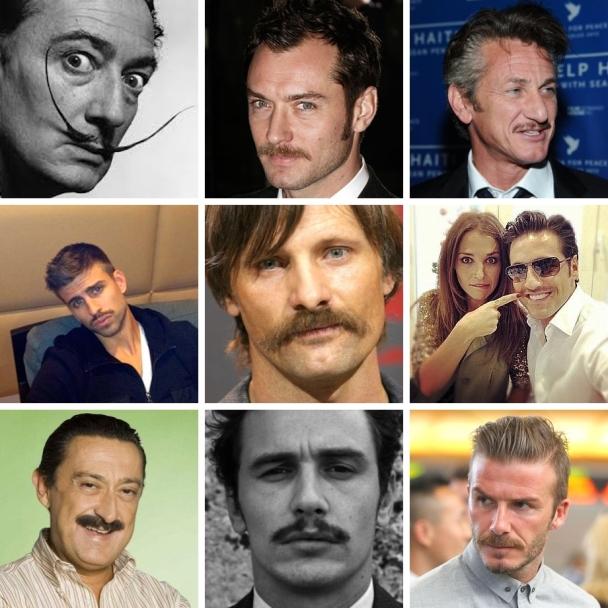 famosos-con-bigote-2013-hipster