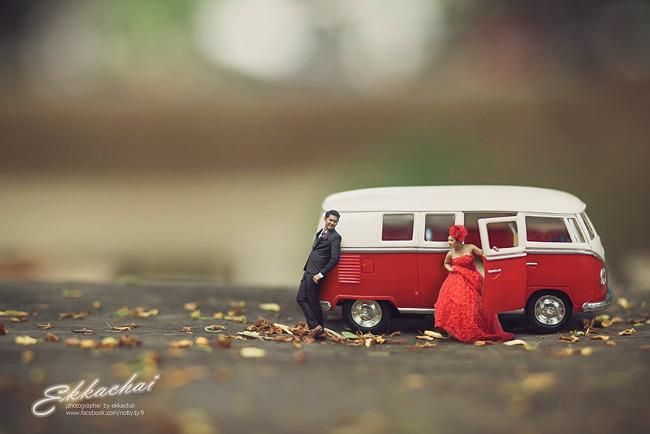 fotografo de boda fotos originales y creativas 3