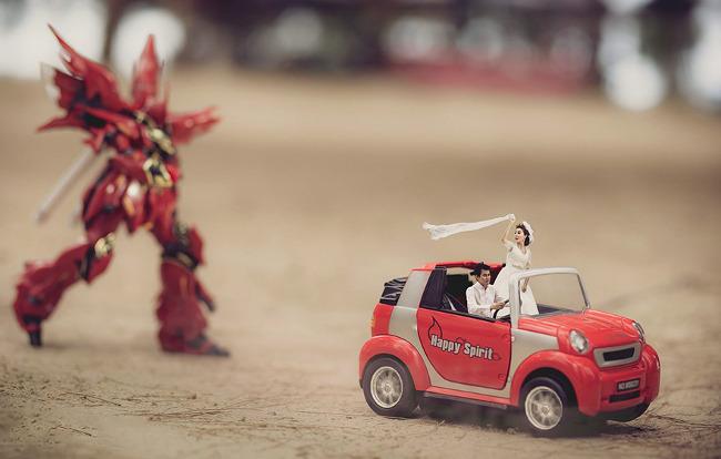 fotografo de boda fotos originales y creativas