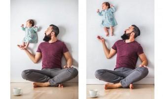 fotos bebé vuela 10