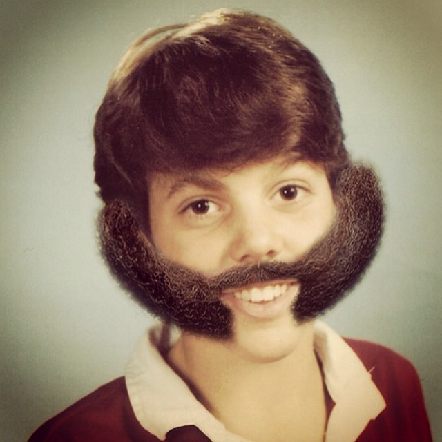 fotos niños con barba  3