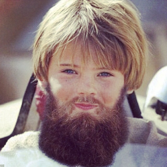 fotos niños con barba  5