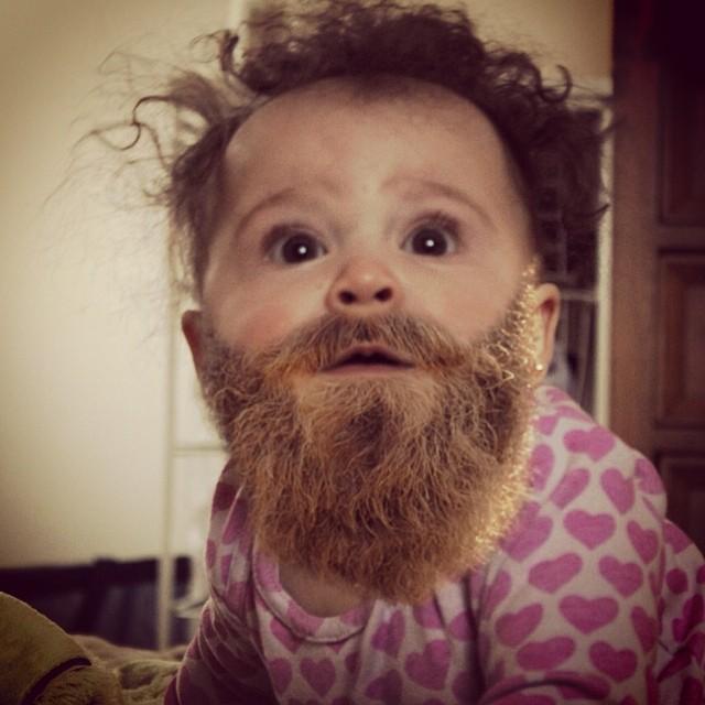 fotos niños con barba  8