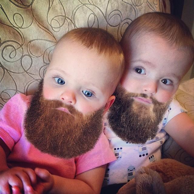 fotos niños con barba  9
