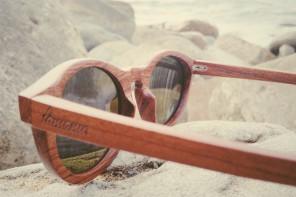 Lamona: gafas de sol polarizadas de madera made in Spain