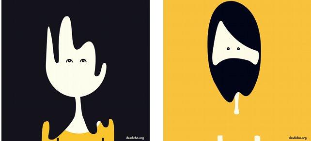 ilustraciones-comicas-desdicha-hipster