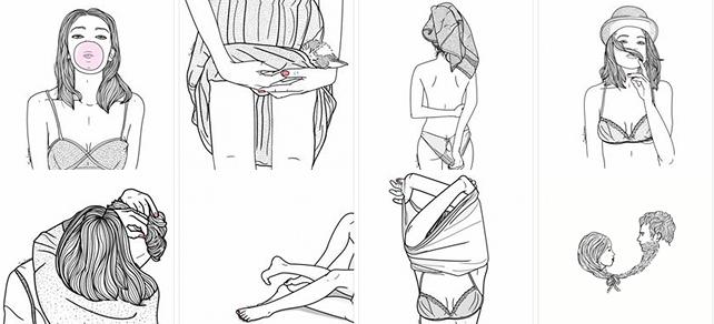 ilustraciones hipster sara herranz-portada