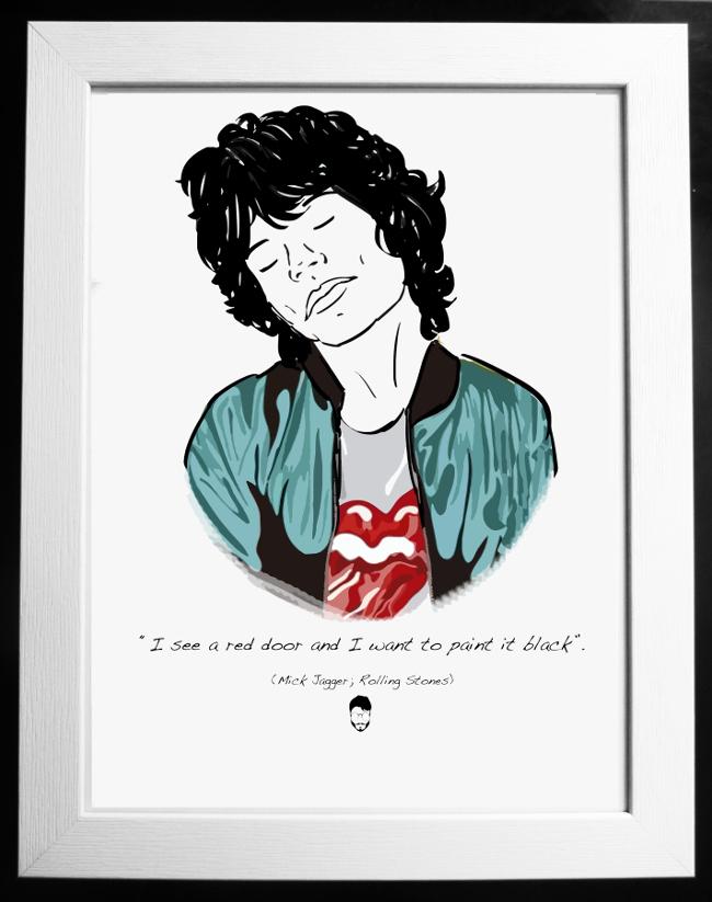 ilustraciones retrato dibujo personalizadas 3