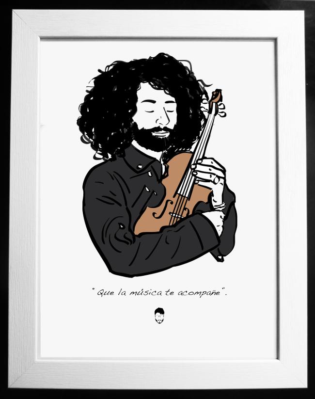 ilustraciones retrato dibujo personalizadas 8