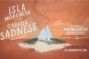 Carlos Sadness propone un viaje a su particular Isla Morenita