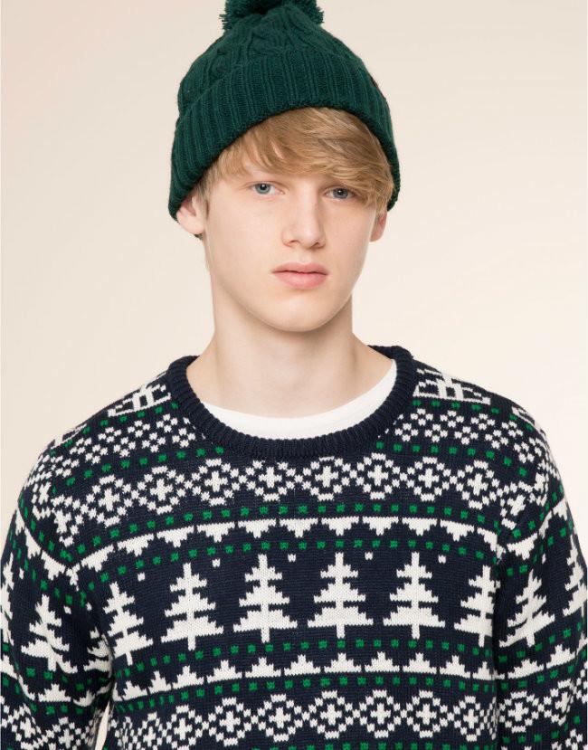 jersey navideño hombre 1