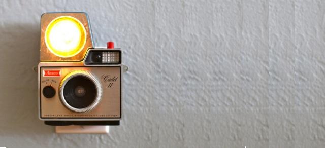 luces-para-niños-camaras  de fotos retro