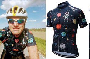 Descubre estos maillots originales y divertidos, solo aptos para amantes del ciclismo