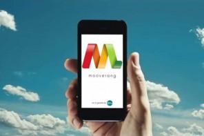 La aplicación para ahorrar se llama Mooverang, y nos gusta
