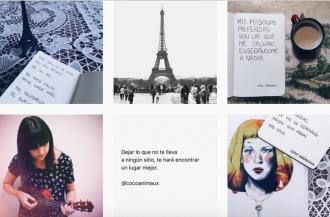 micropoemas en Instagram cocoanimaux