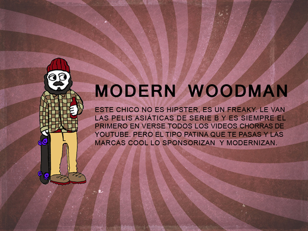 modern woodman estereotipos hipster