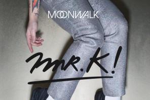 """""""Moonwalk"""" es el primer sencillo de Mr.K!"""