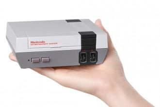nueva mini nes classic edition 2016 Nintendo