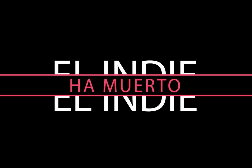 qué es el indie español
