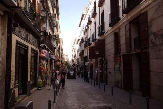 qué es gentrificación en España Malasaña