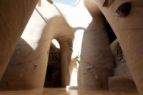 La caverna de Ra en el desierto de Nuevo México