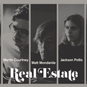 El behind the scenes de Real Estate preparando su nuevo disco Atlas
