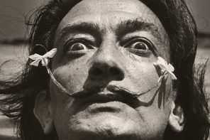Los mejores GIF animados de Salvador Dalí
