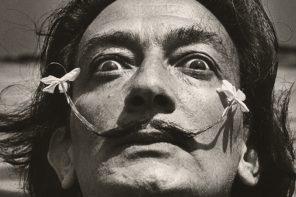 Los mejores GIF animados de Salvador Dalí