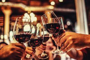 Se nos ha ido de las manos, brindemos por lo clásico.