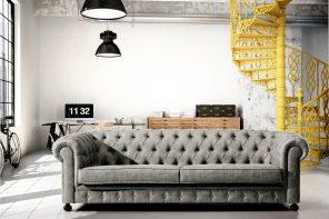 Este 2018 estrena un sofá chester para tu salón, ideas de diferentes precios
