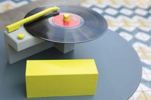 El más moderno de los tocadiscos de alta gama by HYM Originals