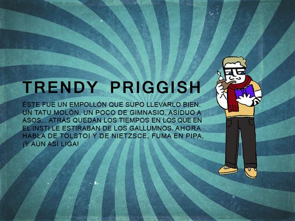 trendy priggish estereotipos hipster