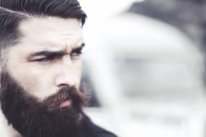 El hombre con barba, Chris John Millin