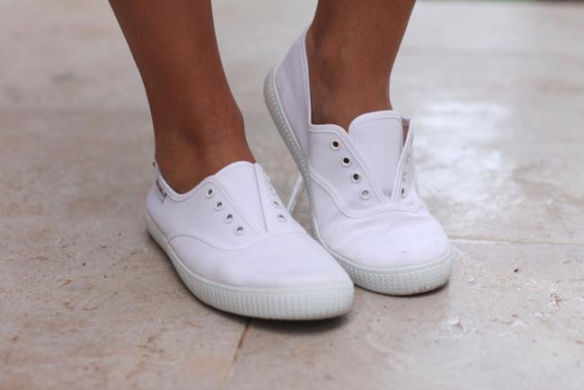 zapatillas blancas deportivas 8