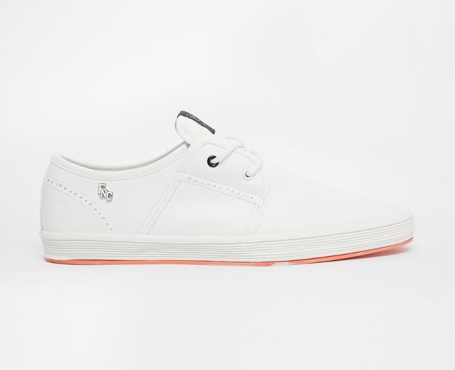 zapatillas blancas deportivas 9