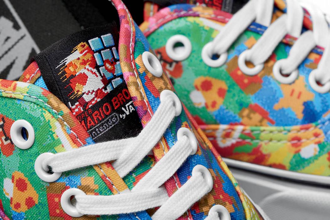zapatillas vans super mario bros 1