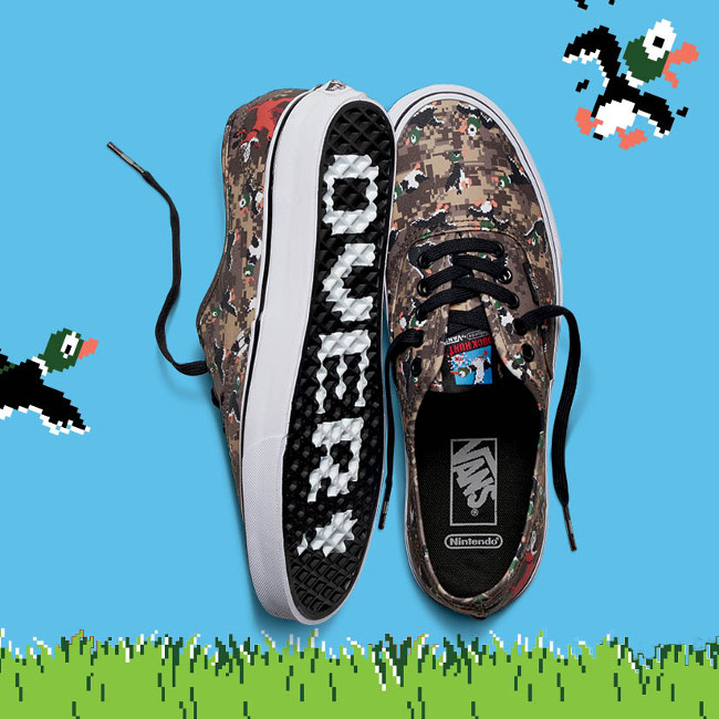 zapatillas vans super mario bros 4