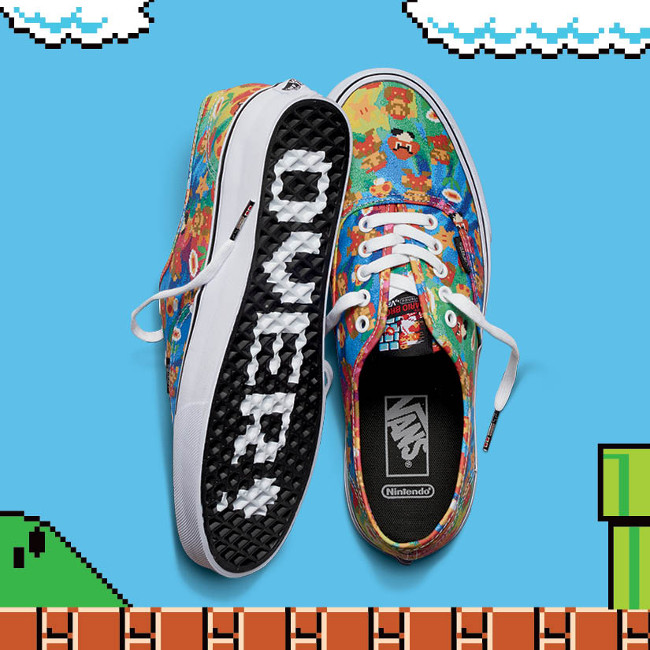 zapatillas vans super mario bros 5