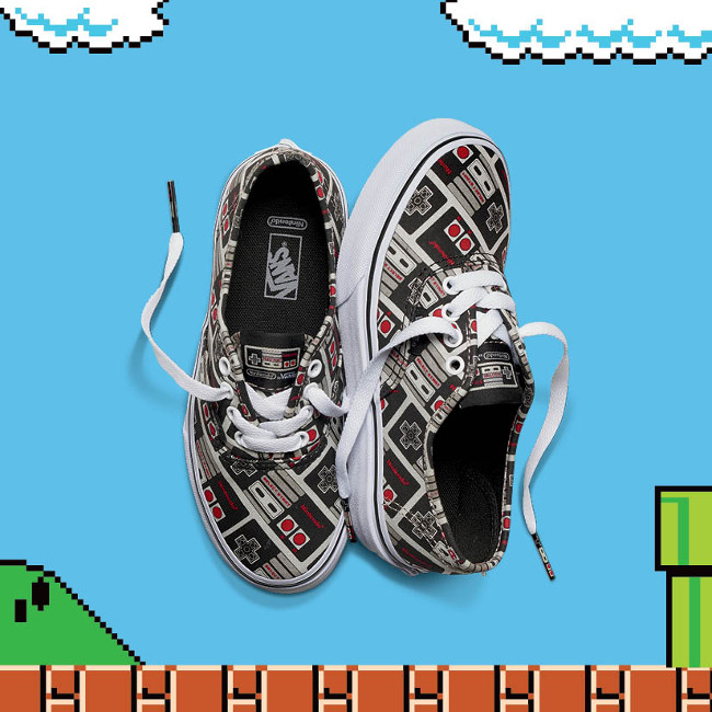 zapatillas vans super mario bros
