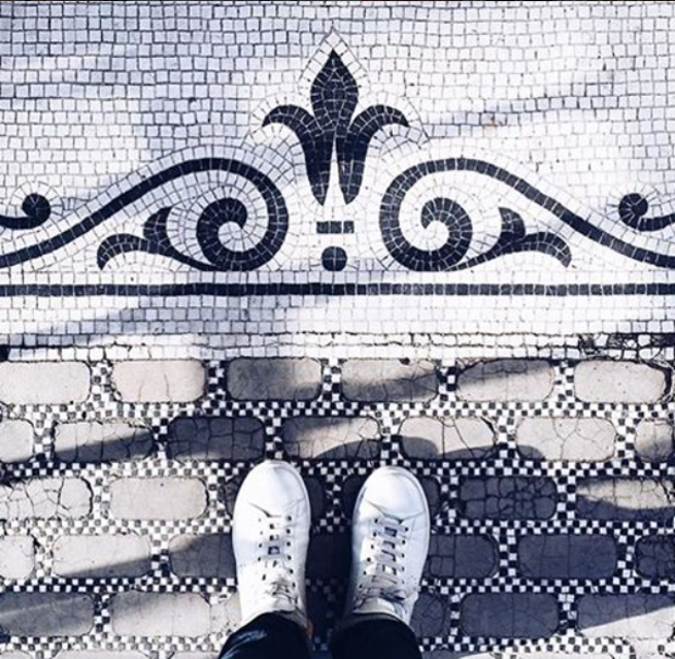 I Have This Thing With Floors Instagram 4