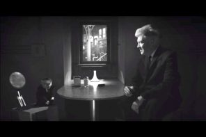 "David Lynch lanza en Netflix y por sorpresa ""What did Jack do?"""